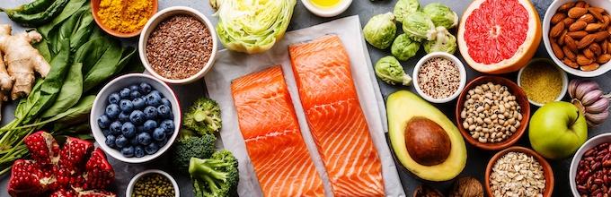 Nahrungsergänzungsmittel können niemals eine gesunde und abwechslungsreiche Ernährung ersetzen.